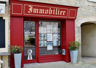 Chrome Immobilier